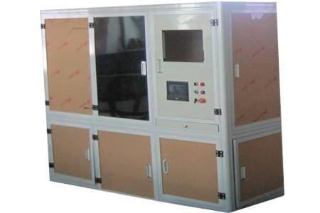 Automatic laser cutting and marking machine