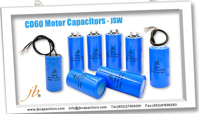 JSW - Motor Starting Capacitor