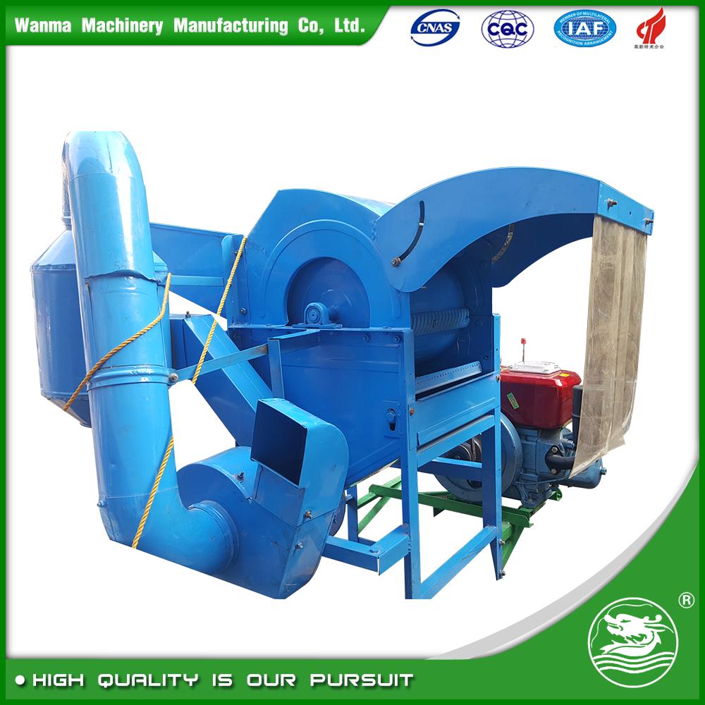 WANMA5TW-40 Rice And Wheat Threshing Machine On Sale