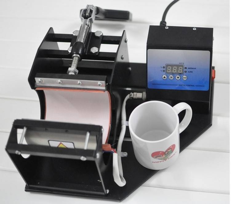 HOT SALE!!Cheap Digital Mug/Cup Printing CBRL Mug Heat Press/Sublimation Machine   Mug Printer/ Pres