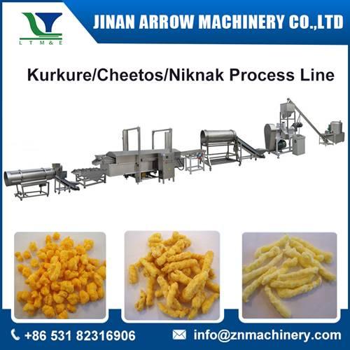 Fried Kurkure process line