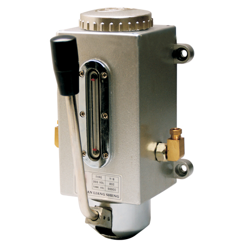 manual lubrication pump