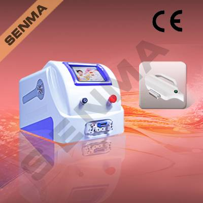 new portable elight for hair removal machine with CE for sale