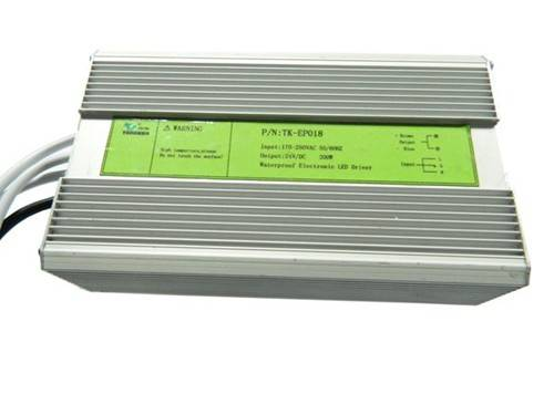 IP67 Outdoor Waterproof LED Driver Voltage Range 90-265VAC