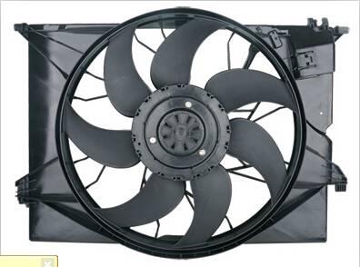 12V Auto Electric Condenser Fan