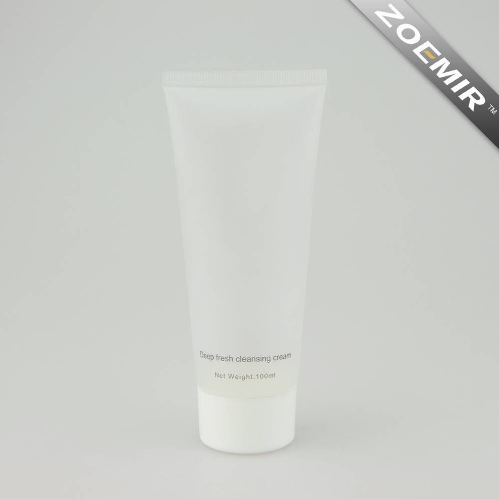 Cosmetic packaging supplier for personal soft skincare container