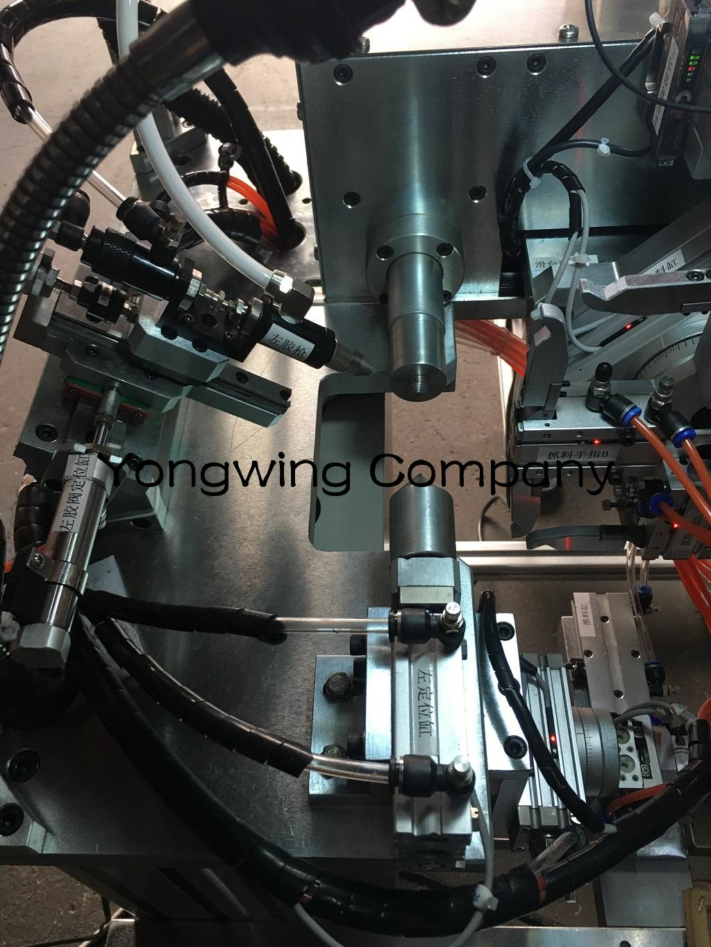 Multiple Automatic Adhesive Coating and Dispensing Machine
