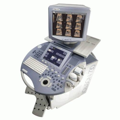 GE Voluson 730 Cardiovascular Ultrasound Machine