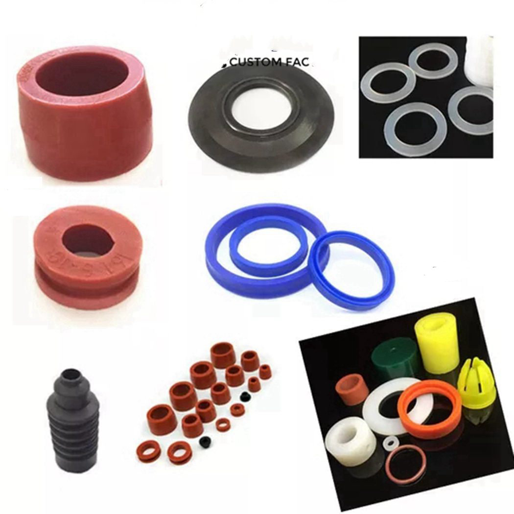 Rubber products polyurethane products plastic products are non-standard customization