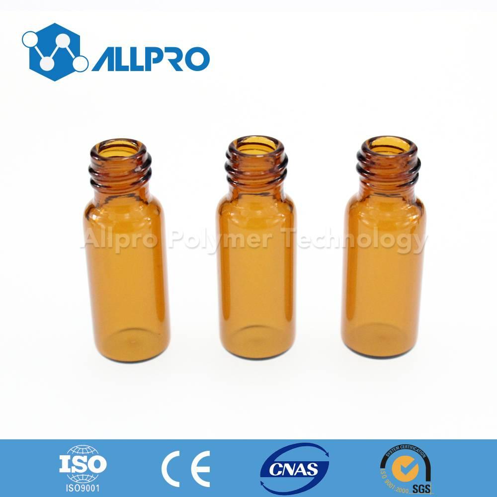 8-425 Amber Screw Top Sample Vial