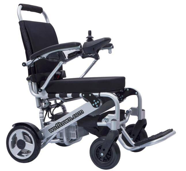 Wft-A07 Foldable Electric Chair with Security Systems