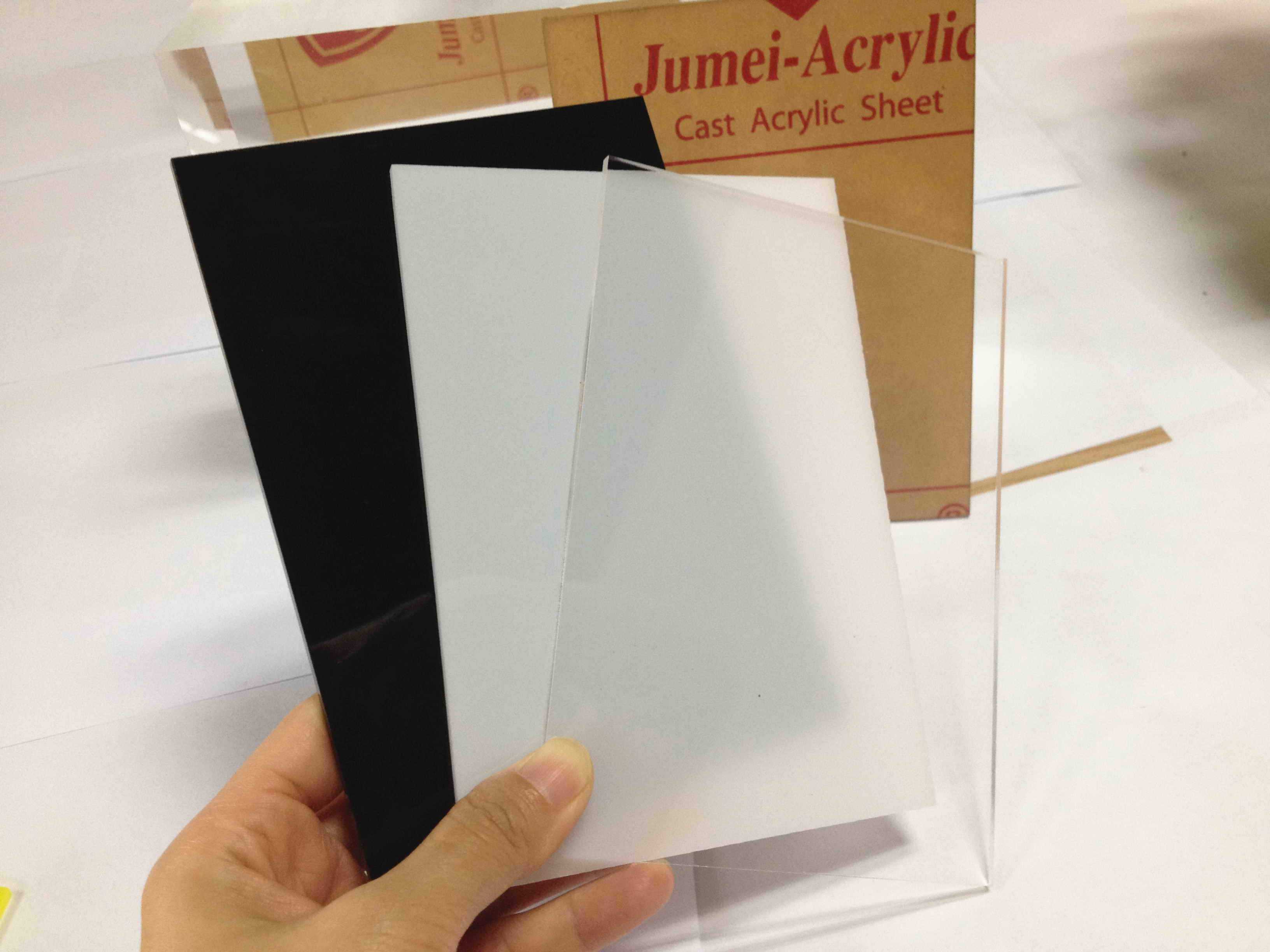 high quality organic glass sheet