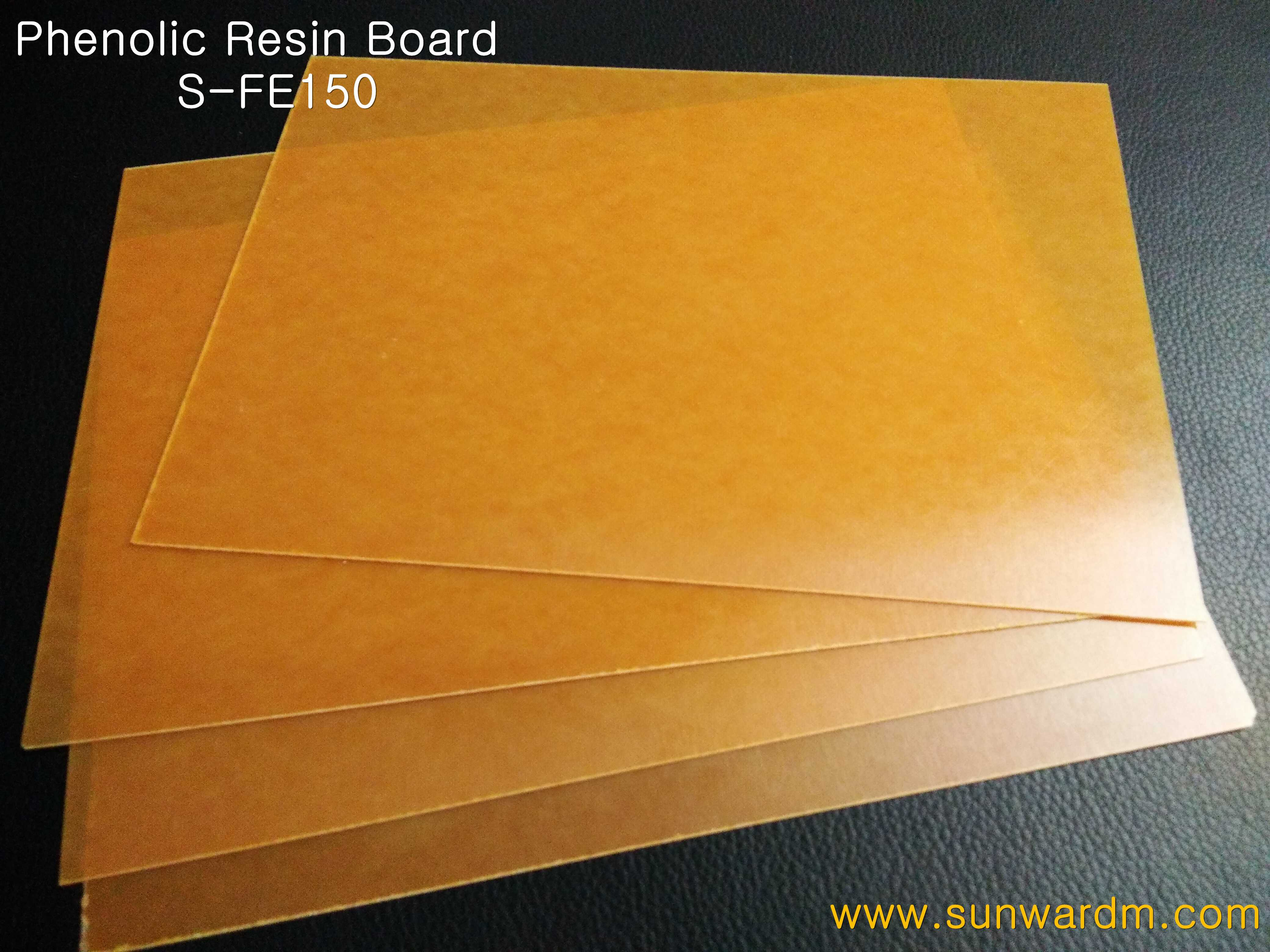 Phenolic Resin Board for PCB drilling