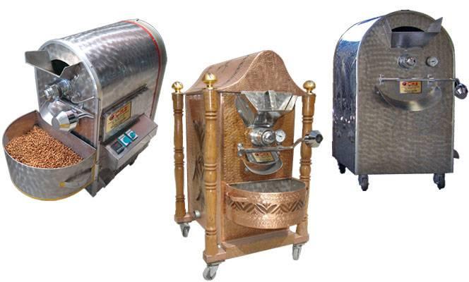 Chickpeas Roasting Machines