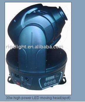 30w high power LEDspot moving head