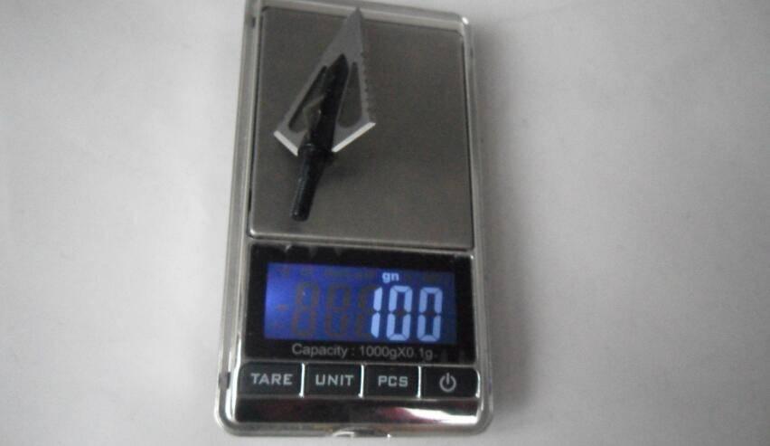 Mini Digital LCD Jewelry Pocket GRAM Scale,1KG Max Capacity - 1000 X 0.1 G
