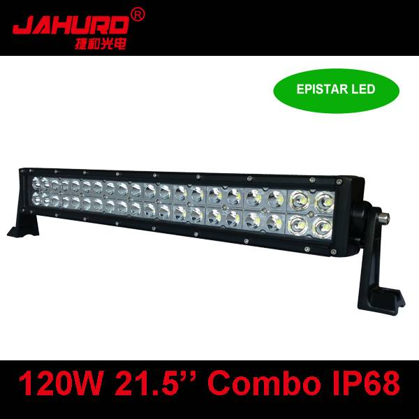 wholesale led bar light for car 120w led light bar 12 volt double row light bar led headlight auto a
