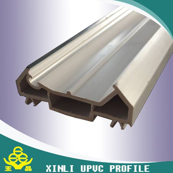 plastic building materilas pvc profile upvc profile