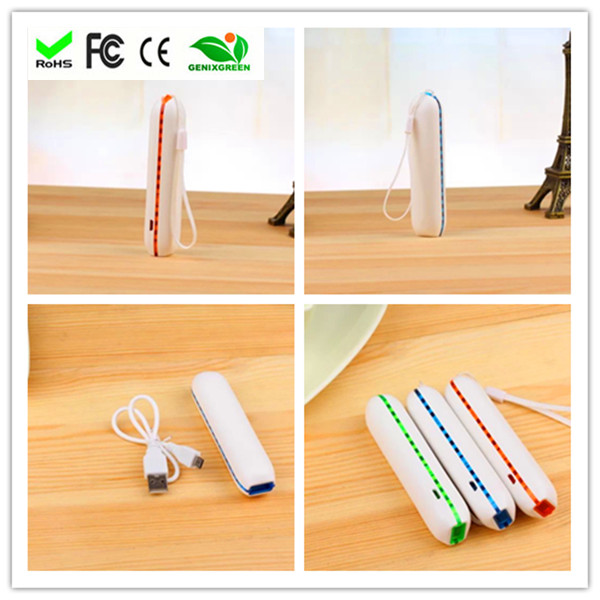 Electronics compare prices universal mobile charger 2600 mAh tuna Power Bank battery yuasa