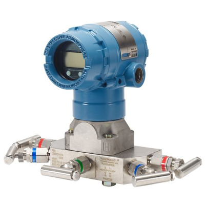 Rosemount 2051CFC Compact Orifice Plate Flow Meter