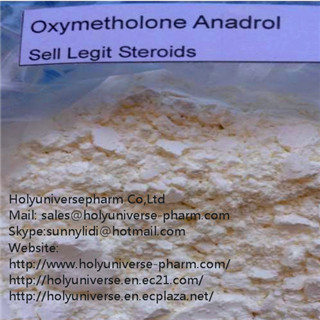 Anadrol Anapolon CAS 434-07-1 anabolic-androgenic steroid