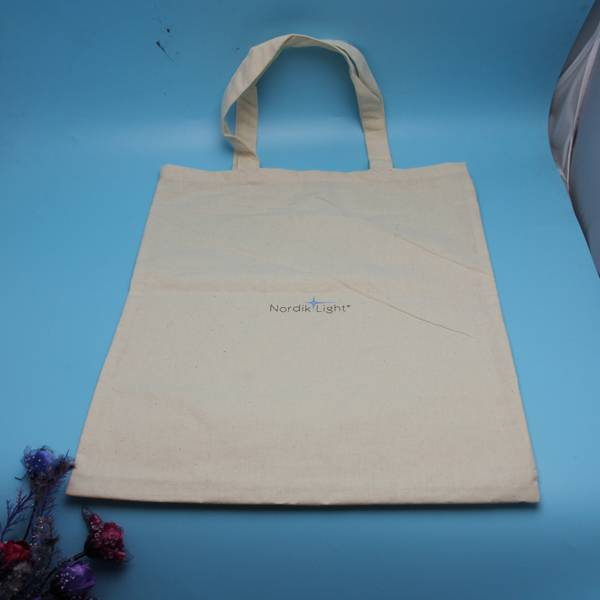 eco friendly cotton tote shopping bag wholesale