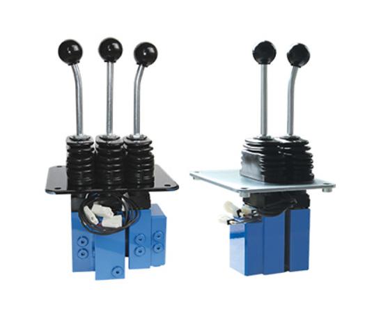 CRC Pilot control valve