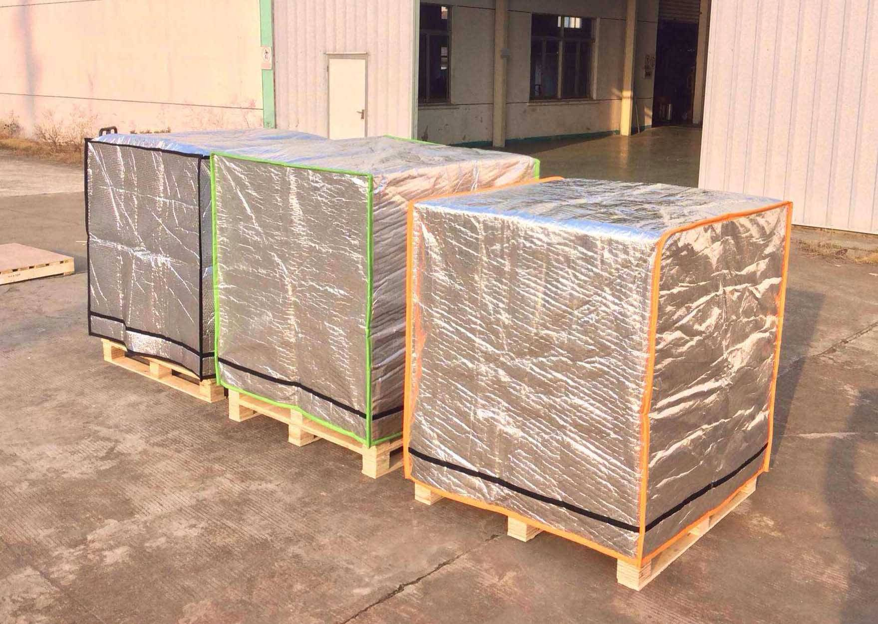 Thermal Insulated Pallet Cover/Film