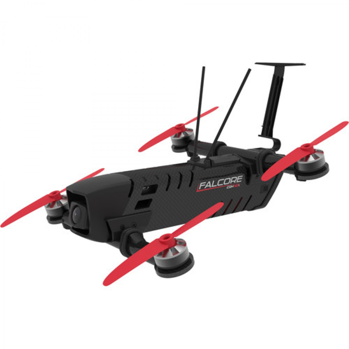 Amimon Falcore Racing Drone Kit with HD FPV System, Transmitter, and Battery