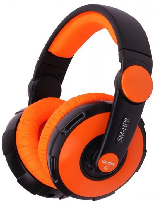 Professional DJ headphone/headset