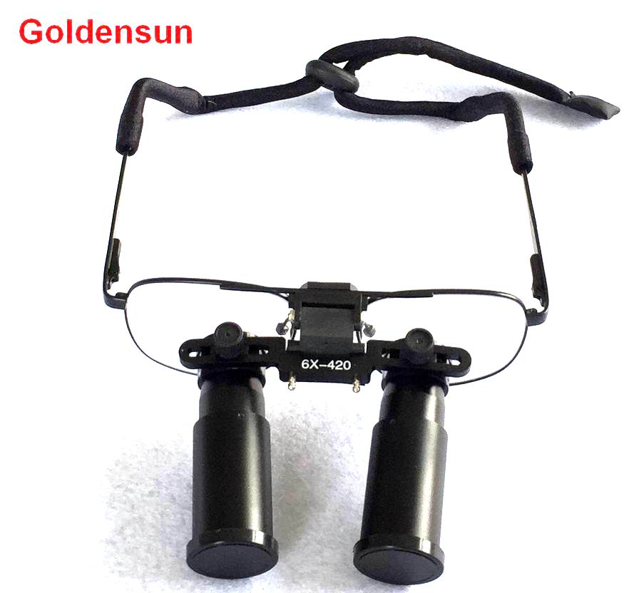 6x Dental Surgical binocular magnifier loupes
