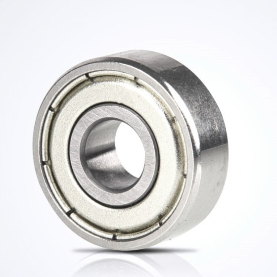 Good Quality 603 604 605 606 607 608 609 ZZ/2RS Miniature Deep Groove Ball Bearings