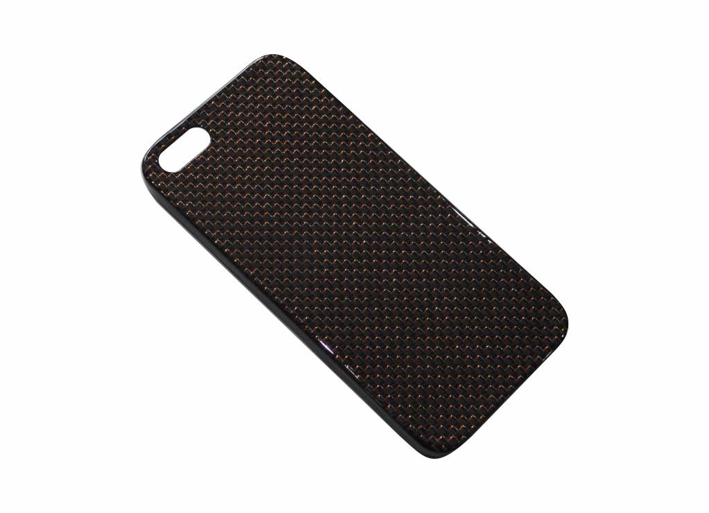 Mobile Phone Cases/for iPhone 5 Cases/ Carbon Fiber Phone Case