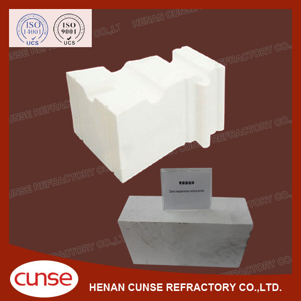Zero Thermal Expansion Brick for Coke Oven