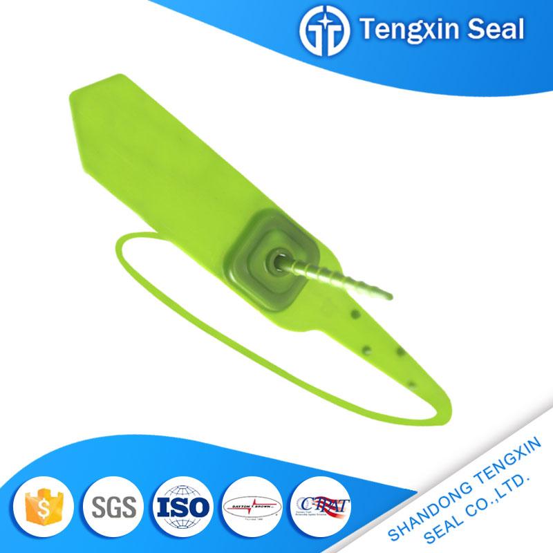 Tengxin TXPS 004 Superior quality locking security plastic seals