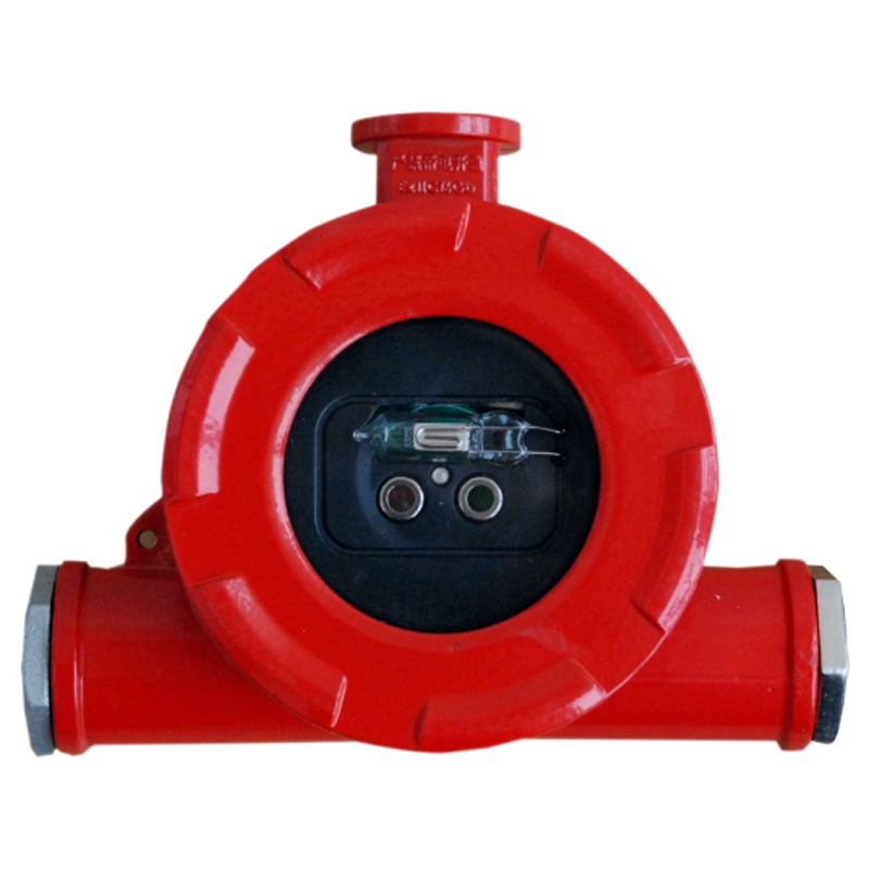 Double Infrared and Ultraviolet Flame Detector