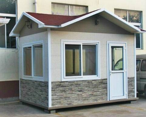 Prefabricated Steel Structure Mobile House