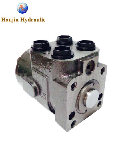Low Control Torque Hydraulic Power Steering 060 Series For Tractor / Harvester