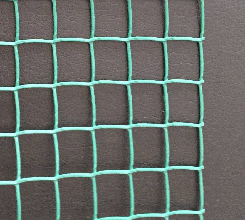 square mesh plastic netting