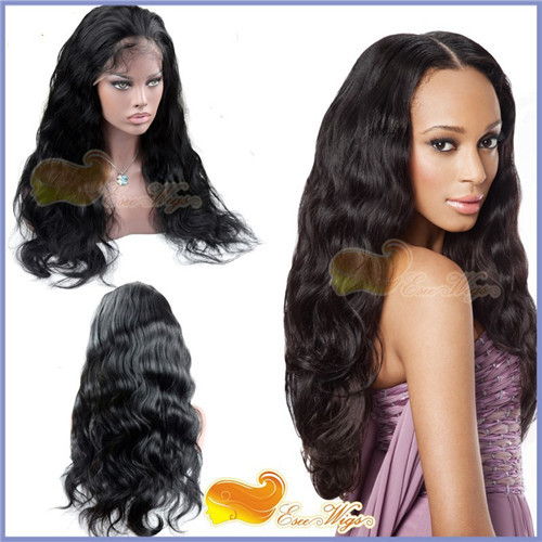 Wigs For Black Women Glueless Full Lace Wigs 100% Human Hair Brazilian Remy Hair Wig Pretty Body Wav