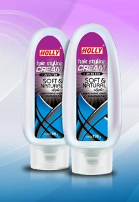 Holly Hair Styling Cream