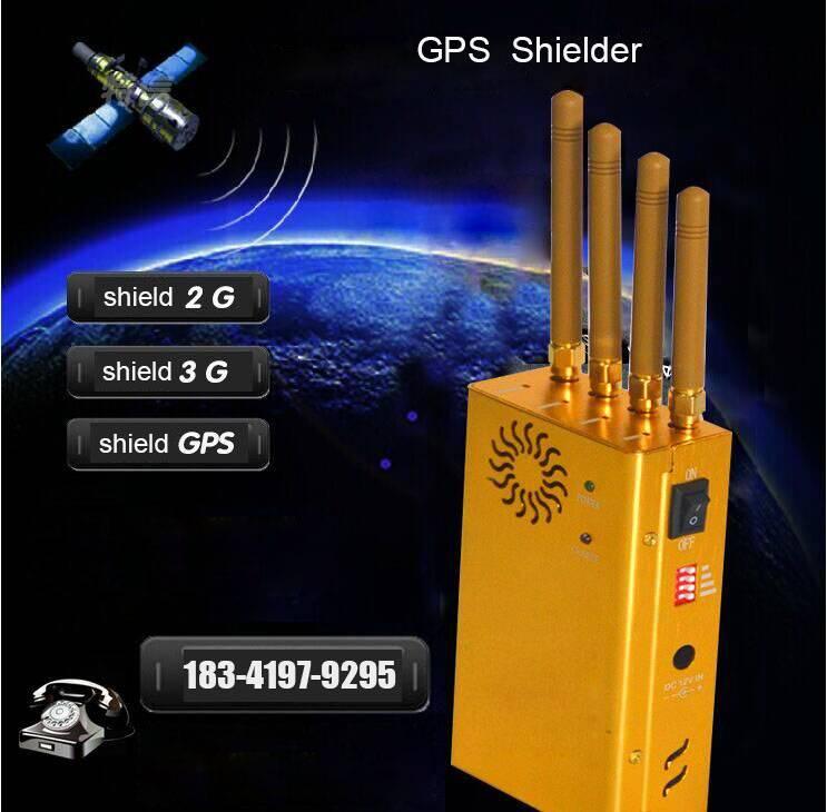 GPS /GSM /CDMA / WIFI  jammer / shielder/ interferencer , GPS speed jammer