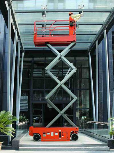 SJZ0.5-6 Self-Proprelled Scissor Lift