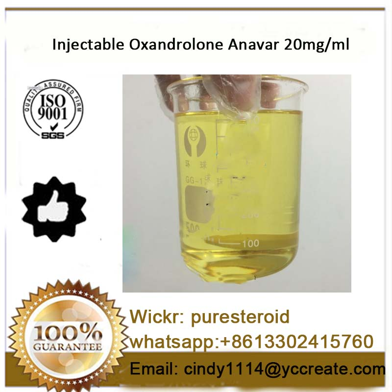 Healthy Oral Anabolic Steroids Oxandrolone 20mg/ml Anavar 20mg/ml