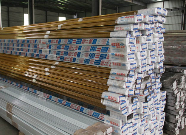 Hot Sales China Extruded Industrial &Architectural Aluminum Profile,Alloy 6063 Alluminum Manufacture