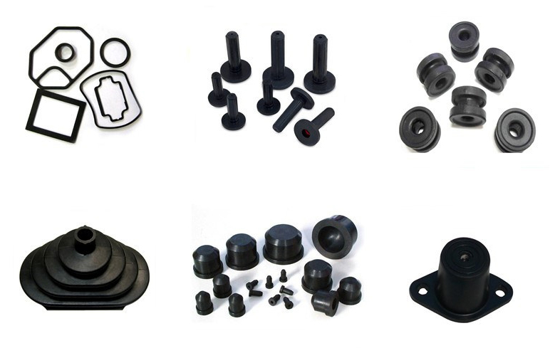 Customized Molded Various Size Rubber Seal Ring /O-Ring Rubber Parts