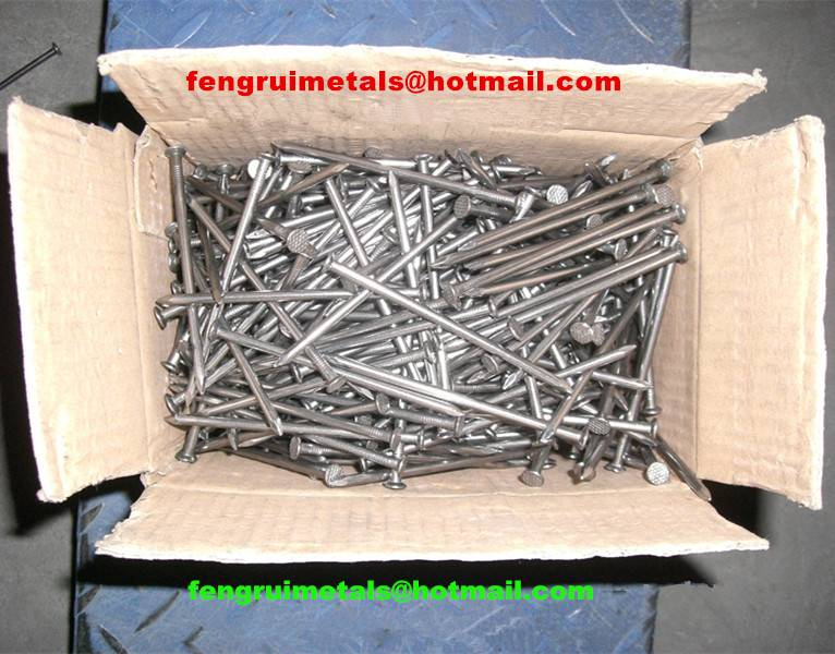 High quality polished common round nails