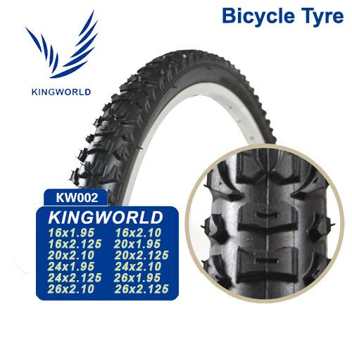 12x1.95 16x2.125 20x2.125 Colored Bicycle Tires
