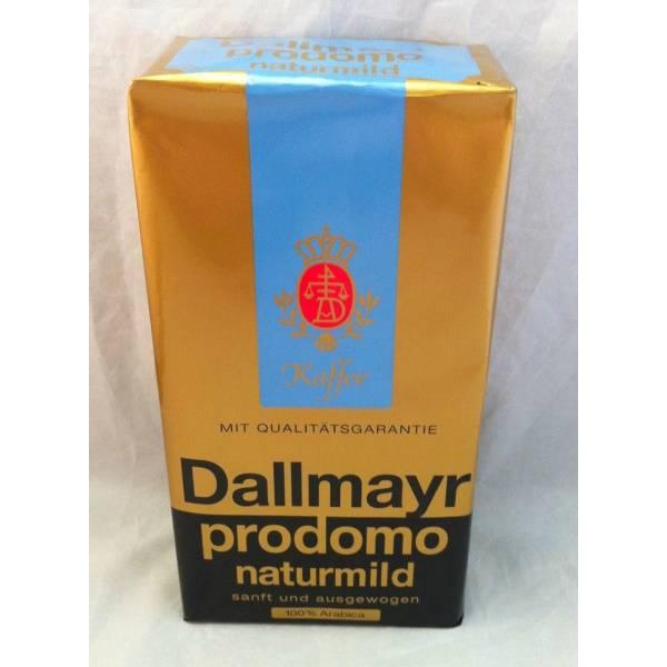 DALLMAYR PRODOMO GROUND COFFEE 8.8OZ/500G