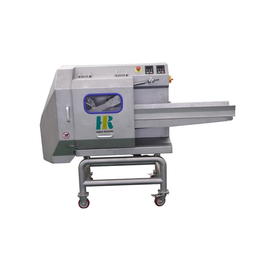Industrial vegetable cutting shredding machine